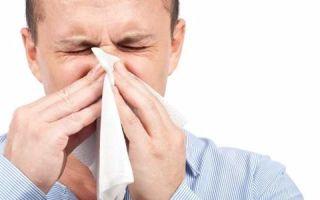 Причины, симптомы и лечение насморка, возникающего по утрам