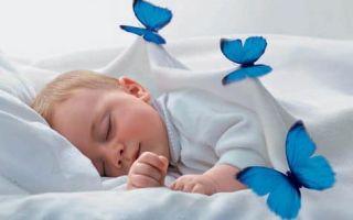 Ребёнок потеет во время сна: возможные причины и способы устранения симптома