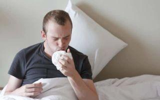 Кровь во рту после сна: возможные причины и методы устранения симптома