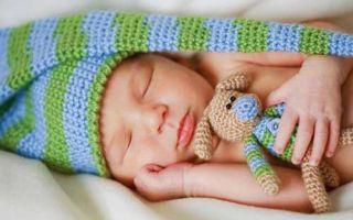 Сон и бодрствование ребёнка до года: таблица, нормы и рекомендации
