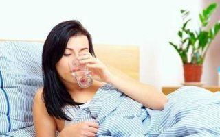 Напитки, которые можно пить перед сном
