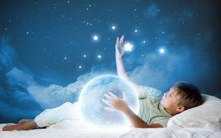 Все самое интересное о сне