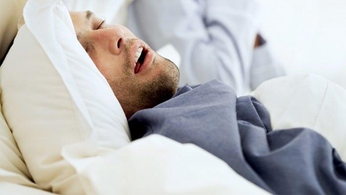 Высокое давление во время сна