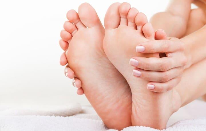 Что делать, если болят ступни