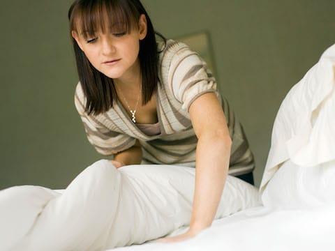 Причины стрессового недержания мочи при кашле и чихании