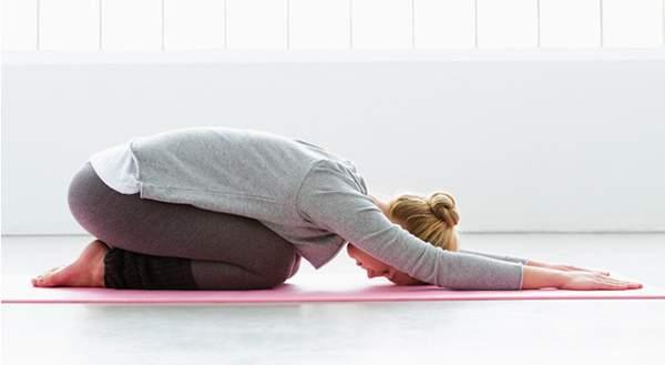 йога перед сном для всех