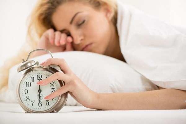 как восстановить режим сна