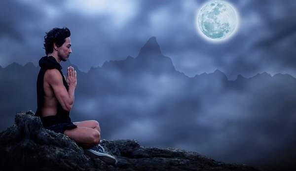 расслабляющая медитация перед сном