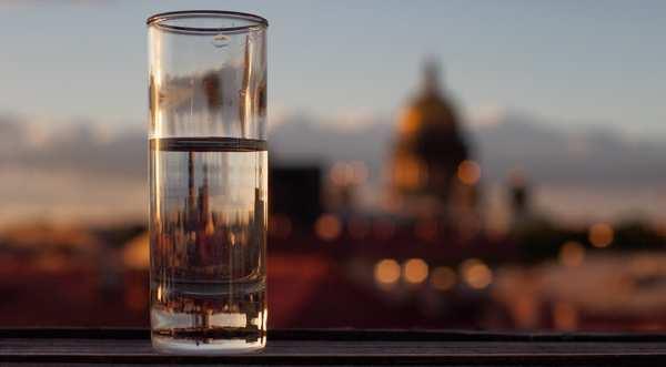 стакан воды перед сном