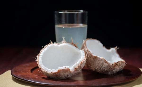 кокосовая вода перед сном