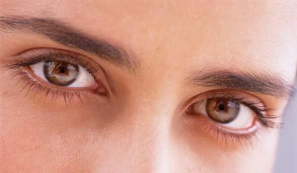 глаза без отеков